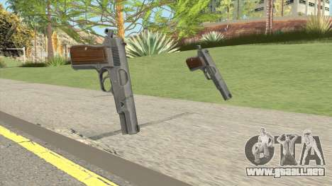 Browning HP (Day Of Infamy) para GTA San Andreas