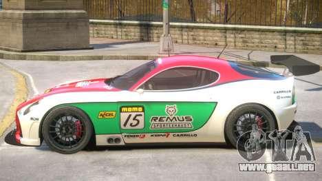 Alfa Romeo 8C V1 PJ3 para GTA 4