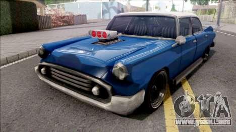 Custom Glendale para GTA San Andreas