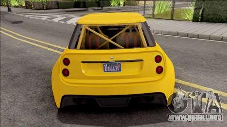 GTA V Weeny Issi Sport IVF para GTA San Andreas