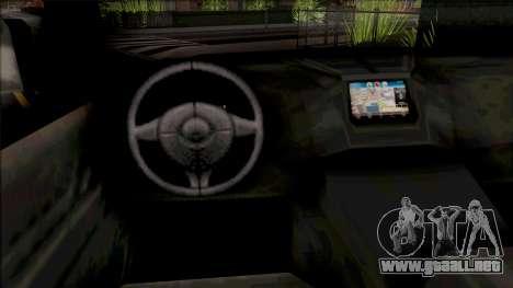 Chevrolet Suburban LTZ 2015 para GTA San Andreas