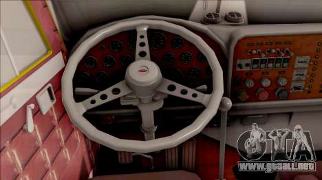 Peterbilt 379 Livingston Truck Convoy para GTA San Andreas