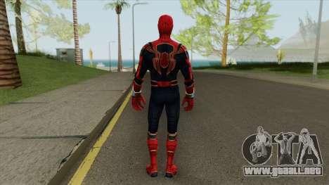 Iron Spider (Spider-Man FFH) para GTA San Andreas