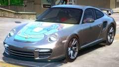 Porsche 911 GT2 PJ6 para GTA 4