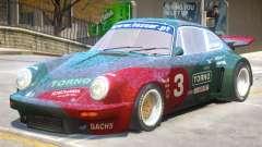 Porsche 911 RSR PJ para GTA 4