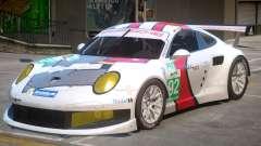 Porsche 911 RSR para GTA 4