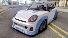 GTA V Weeny Issi Sport para GTA San Andreas