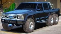 Jeep Carver V2 para GTA 4
