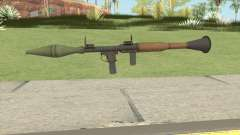 RPG-7 (Insurgency) para GTA San Andreas