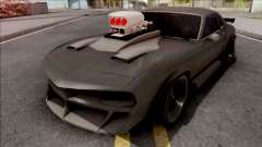 FlatOut Speedevil Custom para GTA San Andreas