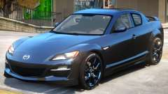 Mazda RX-8 V1 para GTA 4