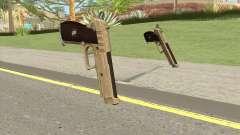 Hawk And Little Pistol GTA V (Army) V1