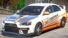 Mitsubishi Lancer PJ3 para GTA 4