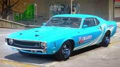 1969 Shelby GT500 PJ1 para GTA 4