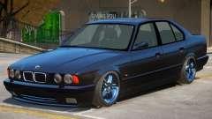 1995 BMW M5 E34 para GTA 4
