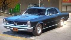 1965 Pontiac GTO V1.2 para GTA 4