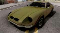 FlatOut Lancea para GTA San Andreas