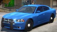 Dodge Charger FBI R1 para GTA 4