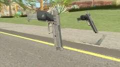 Hawk And Little Pistol GTA V Black (Old Gen) V2