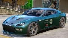 Aston Martin Zagato V1 PJ2 para GTA 4