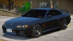 Nissan Silvia S15 Improved para GTA 4