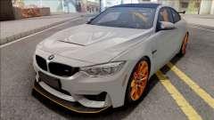 BMW M4 F82 GTS para GTA San Andreas