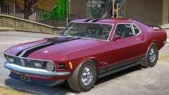 Ford Mustang Special para GTA 4