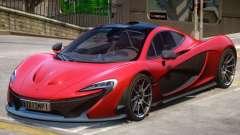 McLaren P1 V1.1 para GTA 4