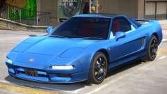 1992 Honda NSX-R para GTA 4