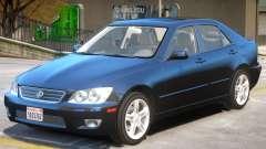 Lexus IS300 V1 para GTA 4