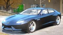 Lamborghini Estoque V1.2 para GTA 4