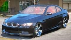 BMW M3 E92 Sport V1 para GTA 4