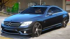 Mercedes Benz CL65 V1 para GTA 4
