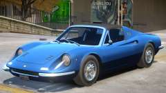 1972 Ferrari Dino V1 para GTA 4