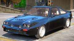 Opel Manta Road Version para GTA 4