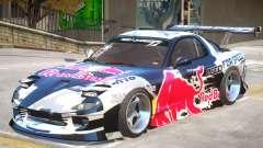 Mazda RX-7 V1.2 PJ1 para GTA 4