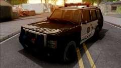 Todoterreno De La Policia