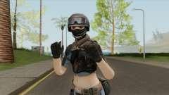 Character From Point Blank V5 para GTA San Andreas
