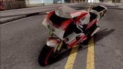 Yamaha TZR250 3XV SP para GTA San Andreas