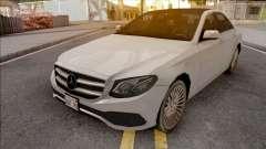 Mercedes-Benz E-Class 2017 Lowpoly para GTA San Andreas