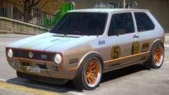 Volkswagen Golf GTI PJ para GTA 4