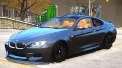 BMW M6 Improved para GTA 4