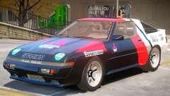 1986 Mitsubishi Starion PJ1 para GTA 4