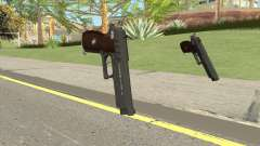 Hawk And Little Pistol GTA V Black (New Gen) V1 para GTA San Andreas