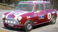 Mini Cooper V1 PJ4 para GTA 4