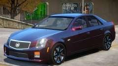 Cadillac CTS-V Stock para GTA 4