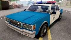 Police LV Hawkins PD from Stranger Things para GTA San Andreas