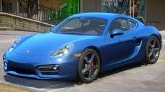Porsche Cayman V1