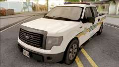 Ford F-150 2013 Red County Sheriff Office