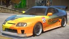 Toyota Supra V2 PJ2 para GTA 4